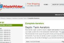 Septic Tank Aerators