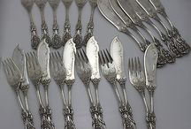 The Lovely Silver / Silver and silverplate plate wish list