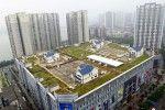 Green urban development