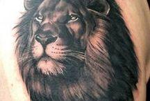 leão tatoo