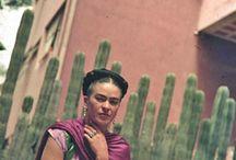 F. Kahlo