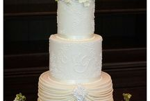 Wedding Cake details Summer 2016 / Close-up shots of our wedding cakes from Summer 2016