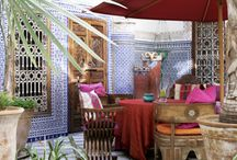 Moroccan style / by winifred Andre
