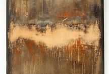 "Abstrakte Malerei - ""braun"" weltweit 