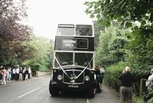 Wedding Transportation / Inspirational wedding day transport ideas, from the traditional to the wacky and quirky, find it all here.