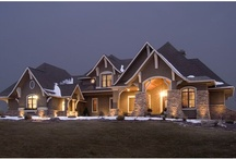 Elevations / Luxury custom homes