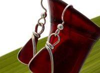 Red Sea Glass Jewelry