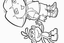 Fun with Dora