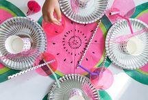 Kid's Party Ideas // Kindergeburtstag