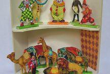 Miniature Toys / by Paulette Svec