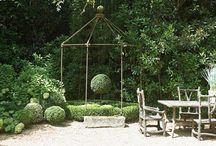Garden Ideas / by Courtney Lyons