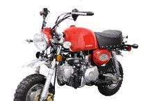 Mini Trail Replica 125 Motorcycle / Mini Trail Gorilla Replica Bike 125cc, 4-Speed, Manual Clutch, STREET LEGAL