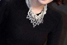 collier / collier de perles d'eau douce naturelles/collier de corail /cordon collier de monde /chaîne collier /collier agate /collier shamballa
