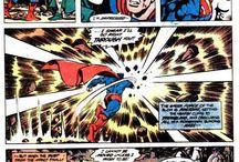 Jim Starlin's Superman / Jim Starlin draws Superman