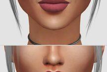 Sims 4 cc makeup