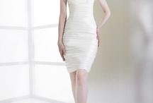 Mini Wedding Dresses / by Mango Ni