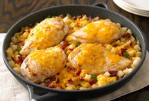 Food - Main Dishes of Chicken