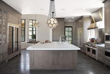 Waterfall Kitchen