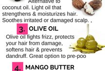 Winter Natural Hair Care