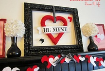 Valentine's Day ♥ / Decor, Gifts, Crafts etc... / by Brittney Perry