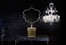 neo-baroque / Although the styles currently in vogue prefer the simplicity of the forms and functional environments, the neobaroque comes just a little to break with this trend and to counter or decorating zen minimalism, for example, because of their quest for ornamentation and detail.