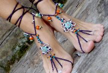 Barefoot Sandals - Foot Jewelry