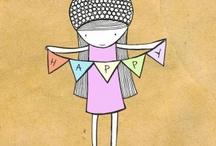 Paper! / Knutselen, knippen, plakken, kleuren en vouwen heerlijk rustgevend.