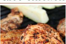 BBQ summertime meals