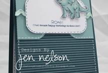 Cards: Dino