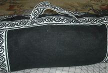 Project: Linen Travel Bag
