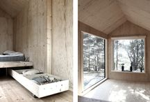 cabin / by a little studio