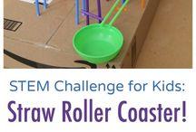 STEM / Stem challenges