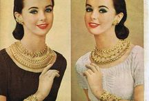 Coro jewelry ads