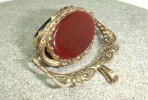 Gemstone Pendants / by Engagement