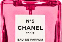 Scent-sational / Plush perfumes in pretty bottles