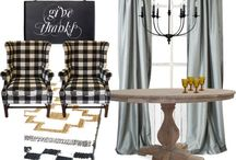 Home - Dining Room / by Savannah Patrone - theperfectedmess.com