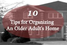 organizing with seniors