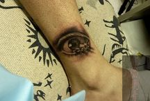 Eye tattoo / by Free Tattoo Designs