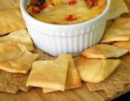 Roasted tomato pizza dip