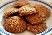Gluten free Anzac biscuits / Gf Anzac biscuits