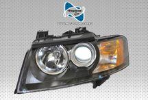Reflektor Lampa Lewy USA do Audi A4 Cabrio 8H0941003AG