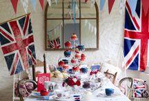 Great British Bake Off Birthday Party