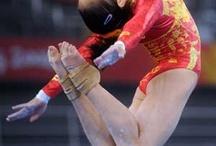 Gymnastics :) / by Keeley MacLean