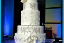 Miami Custom Wedding Cakes / Miami Custom Wedding Cakes by Elegant Temptations www.etcakes.com / by Elegant Temptations Cakes