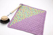 crochet/knit karklude