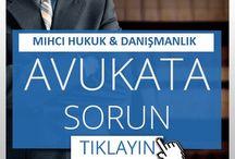 Avukata Sor / Avukata sor, online avukat, avukat danışma