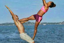 Yoga poses yass⭐️⭐️
