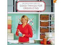 Organize / by Michelle Mones