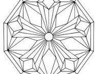 Geometric MANDALAS - workshop