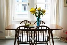 Two Chair Dining Set / Two Chair Dining Set